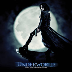 Underworld Soundtrack (Various Artists, Paul Haslinger) - CD cover