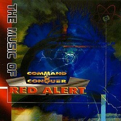Command & Conquer: Red Alert Soundtrack (Frank Klepacki) - Car�tula