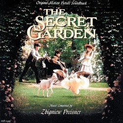 The Secret Garden Soundtrack (Zbigniew Preisner) - Carátula