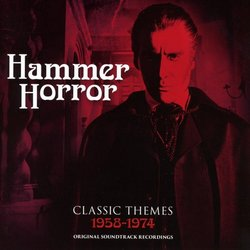 Hammer Horror - Classic Themes 1958-1974 - Various Artists - 27/10/2017