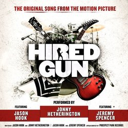 Film Music Site - Hired Gun Soundtrack (Various Artists, The