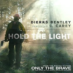 Only the Brave: Hold the Light Ścieżka dźwiękowa (Dierks Bentley, Joseph Trapanese) - Okładka CD