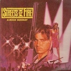 Streets of Fire Soundtrack (Various Artists) - Carátula