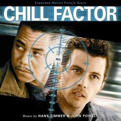 Chill Factor Soundtrack (John Powell, Hans Zimmer) - CD cover