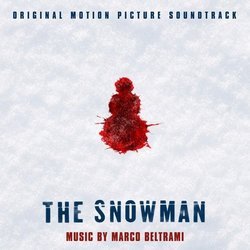 The Snowman Soundtrack (Marco Beltrami) - CD cover