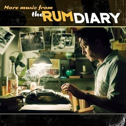 More music from The Rum Diary Soundtrack (Various Artists, Christopher Young) - Carátula