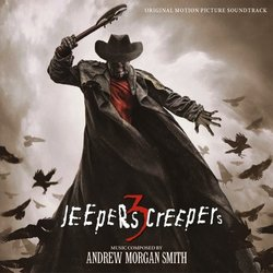 Jeepers Creepers 3 Soundtrack (Andrew Morgan Smith) - CD cover