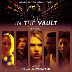 In the Vault: Season 1 声带 (Kevin Blumenfeld) - CD封面