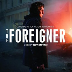 The Foreigner Bande Originale (Cliff Martinez) - Pochettes de CD