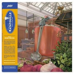 Ratatouille Soundtrack (Michael Giacchino) - CD-Cover