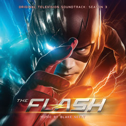 The Flash: Season 3 Soundtrack (Blake Neely) - Carátula