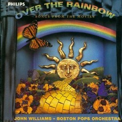 Over the Rainbow Soundtrack (John Williams) - Car�tula