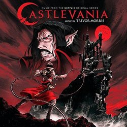 Castlevania Soundtrack (Trevor Morris) - CD-Cover