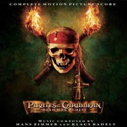 Film Music Site - Pirates of the Caribbean: Dead Man's Chest