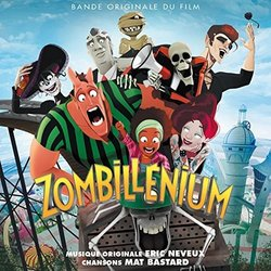 Zombillénium Soundtrack (Mat Bastard, Eric Neveux) - CD cover