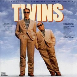 Twins Soundtrack (Various Artists, Georges Delerue, Randy Edelman) - Car�tula