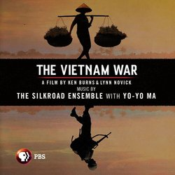 The Vietnam War Soundtrack (Various Artists) - CD cover