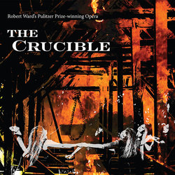 The Crucible Soundtrack (Bernard Stambler, Robert Ward) - Carátula