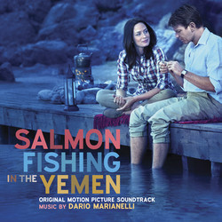 Salmon Fishing in the Yemen Soundtrack (Dario Marianelli) - CD cover
