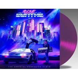 The Rise Of The Synths Soundtrack (Various Artists) - cd-inlay