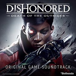 Dishonored: Death of the Outsider Soundtrack (Daniel Licht) - CD cover