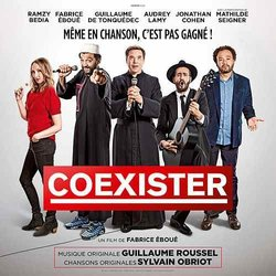 Coexister Soundtrack (Various Artists, Guillaume Roussel) - CD cover