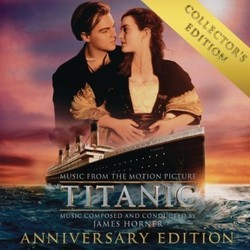 Titanic Soundtrack (Various Artists, James Horner) - Car�tula