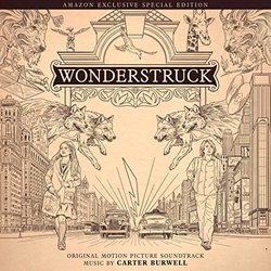 Wonderstruck Soundtrack (Carter Burwell) - Carátula
