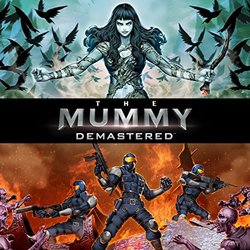 The Mummy Demastered Bande Originale (Monomer ) - Pochettes de CD