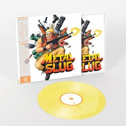 Metal Slug Bande Originale (Various Artists, Takushi Hiyamuta) - cd-inlay