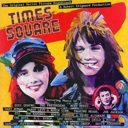 Times Square Soundtrack (Various Artists) - Carátula