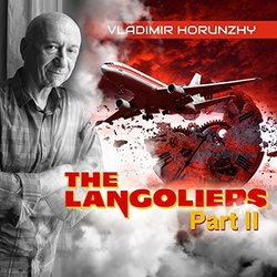 The Langoliers Part II Soundtrack (Vladimir Horunzhy) - CD cover
