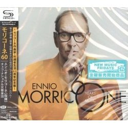 Ennio Morricone - 60 Years of Music Soundtrack (Ennio Morricone) - CD cover