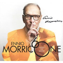 Ennio Morricone - 60 Years of Music Bande Originale (Ennio Morricone) - Pochettes de CD