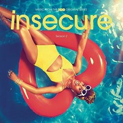 Insecure: Season 2 Soundtrack (Various Artists) - CD cover