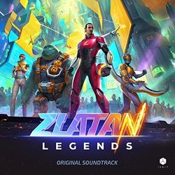 Zlatan Legends Soundtrack (Nicolas Opazo) - Carátula