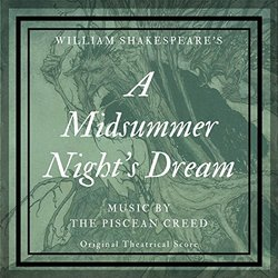 A Midsummer Night's Dream Soundtrack (The Piscean Creed) - CD cover