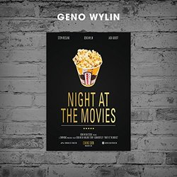 Night at the Movies Soundtrack (Geno Wylin) - CD cover