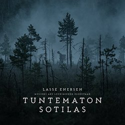 Tuntematon Sotilas Soundtrack (Lasse Enersen) - CD cover