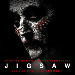Jigsaw Soundtrack (Charlie Clouser) - CD cover