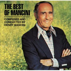 The Best of Mancini Soundtrack (Henry Mancini) - CD-Cover