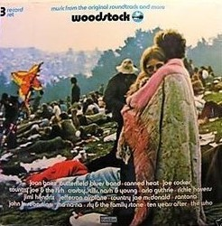 Woodstock Soundtrack (Various Artists) - Carátula