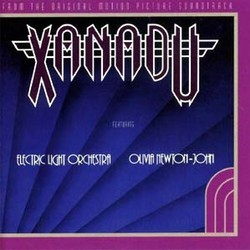 Xanadu Soundtrack (Barry De Vorzon) - Car�tula