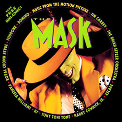 The Mask Soundtrack (Various Artists) - Car�tula