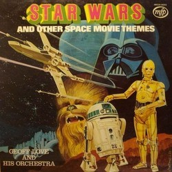 Star Wars and other Space Movie Themes Soundtrack (Various Artists, John Williams) - Carátula