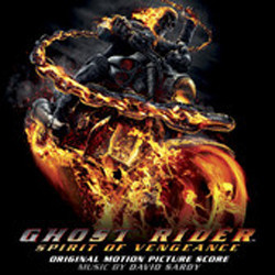 Ghost Rider: Spirit of Vengeance Soundtrack (David Sardy) - Car�tula