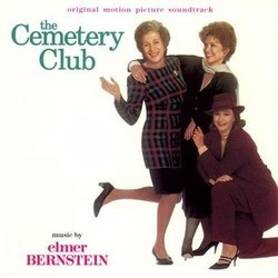 The Cemetery Club Soundtrack  (Elmer Bernstein) - CD cover