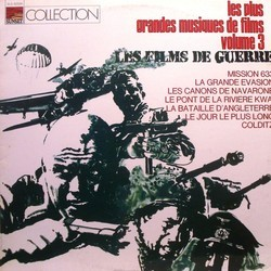 Les Films De Guerre Soundtrack (Various Artists) - Carátula