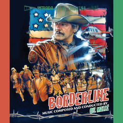 Borderline Soundtrack (Gil Melle) - CD cover