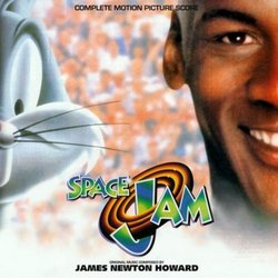 Space Jam Soundtrack (James Newton Howard) - CD-Cover